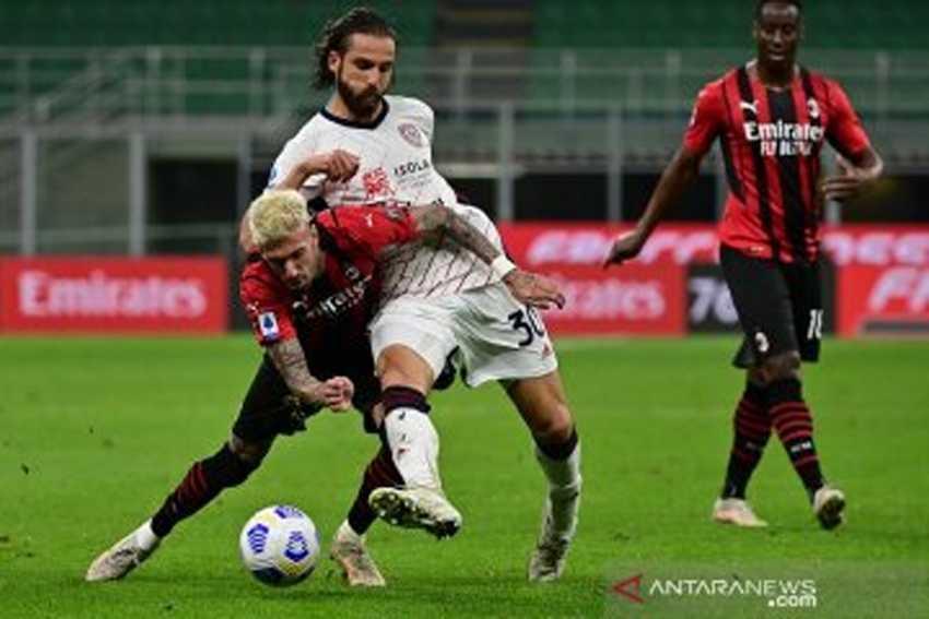 Liga Italia: Cagliari Gagalkan Upaya Milan Kunci Tiket Liga Champions