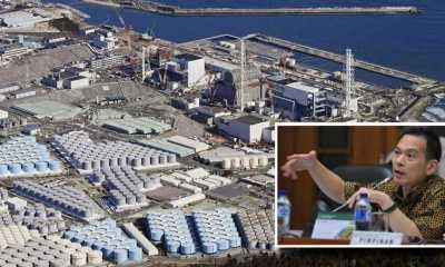 DPR Minta Eksekutif Sikapi Rencana Jepang Buang Limbah Nuklir ke laut