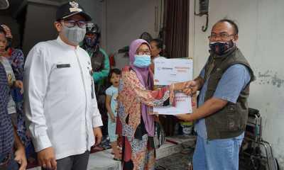 Pertamina Foundation Bantu Pemulihan Korban Bencana Banjir NTT dan Kebakaran Keagungan Jakarta Barat