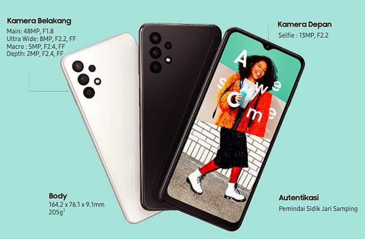 Dilengkapi Memori dan Baterai Berkapasitas Besar, Galaxy A32 5G Hadir di Indonesia