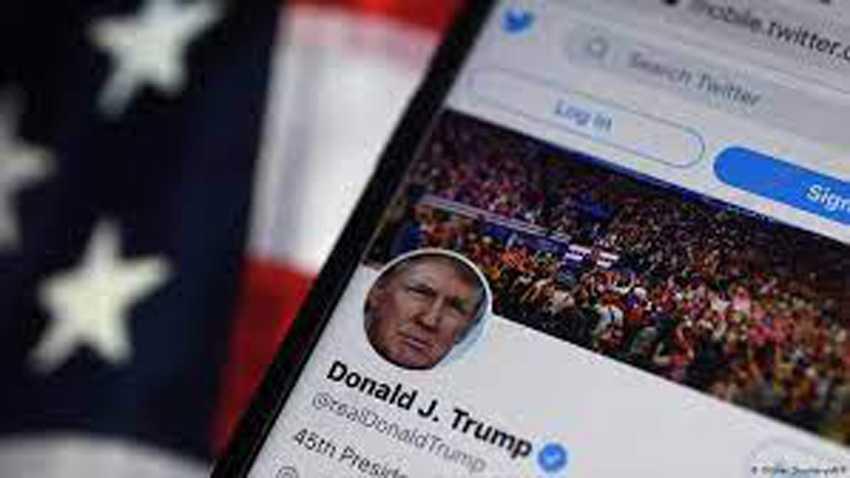 Dinilai Langgar Aturan Platform, Twitter Tutup Akun yang Berafiliasi dengan Medsos Trump