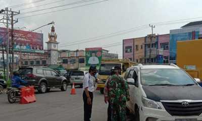 Diperintahkan Putar-balik, 1.500 Kendaraan Gagal Masuk Palembang