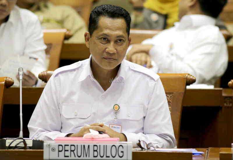 Di Hadapan Anggpota Komisi IV DPR, Bulog Tagih Pemerintah agar Lunasi Piutang 1.2 Triliun