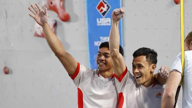 Dua Atletnya Raih Juara Dunia, FPTI Ucapkan Terima Kasih pada Menpora