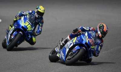 Dua Pebalapnya Gagal Finis di Le Mans, Suzuki Berharap Bangkit di Mugello