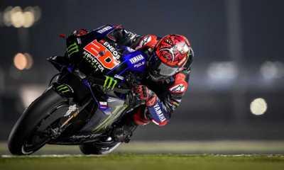 Quartararo Akui Takut Hujan Turun di MotoGP Prancis