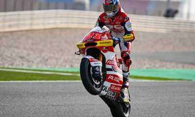 Pembalap Indonesia Federal Oil Gresini Kampium Moto2 Spanyol 2021