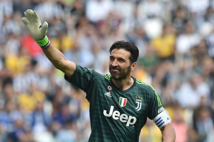 Tak Perpanjang Kontrak, Akhir Musim Ini Buffon Resmi Tinggalkan Juventus