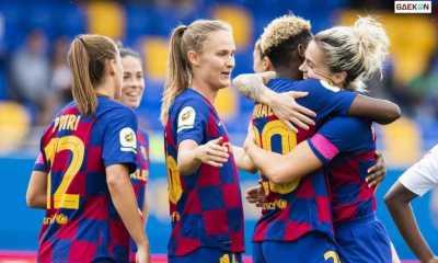 Hancurkan Chelsea 4-0, Barcelona Juara Liga Champions Wanita 2020/2021