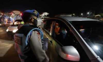 Hari Pertama Larangan Mudik, Polri Putar-balikkan 23.573 Kendaraan