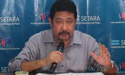 Hendardi : Minta Pegawai KPK Yang Tidak Lolos Jangan Jadi Propokator