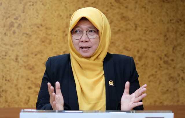 Anggota DPR RI Anis Byarwati Menilai Pemuda Jadi perekat Agenda Besar kebangsaan