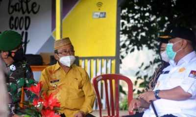 Masih Pandemi, Bupati Gorontalo Utara Tidak Gelar Halal bihalal di Rumah