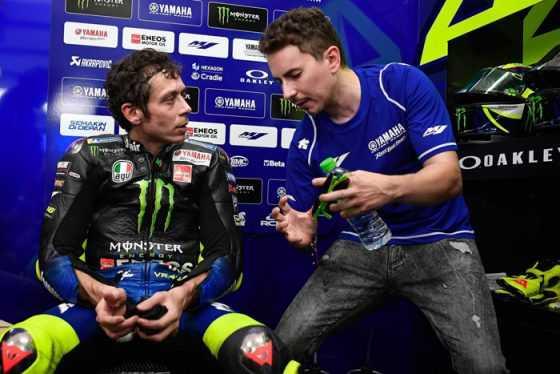 Lorenzo: Ada yang Hilang dari Cara Rossi Membalap