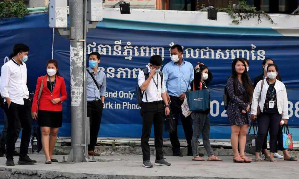 Meski Kasus Infeksi Covid-19 Melonjak, Kamboja Akhiri 'Lockdown' Total