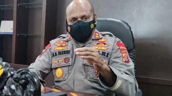 Kapolda Ungkap 6 KKB yang Aktif Beraksi di Papua