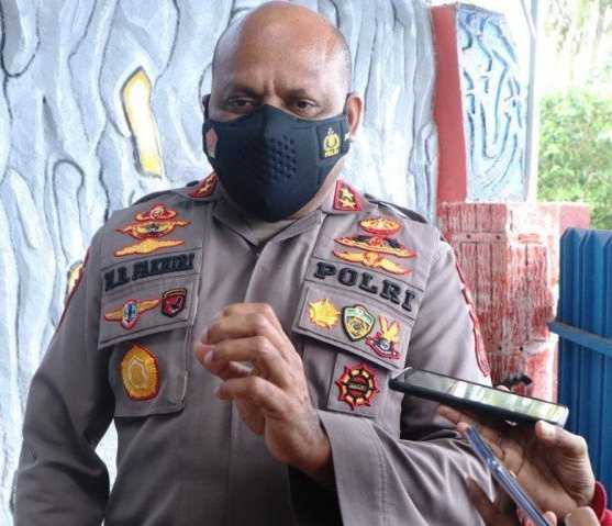 Kapolda Papua : Satgas Nemangkawi Pisahkan Warga dengan KKB-Teroris Papua