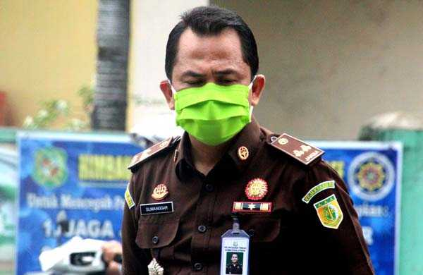 Tersangka Kasus Korupsi Pengadaan Videotron Ditahan Rutan Klas I Medan