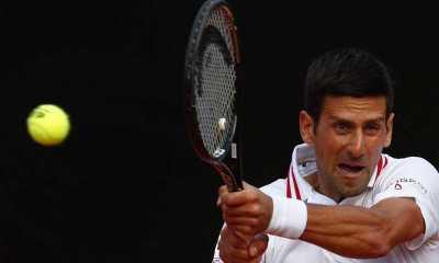 Ke-15 Kalinya, Djokovic Melenggang ke Perempat Final Italian Open
