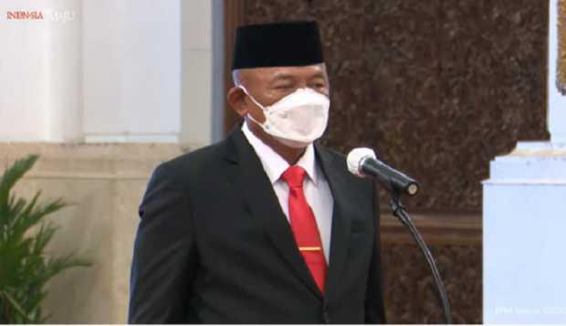 Ditunjuk Jadi Kepala BNPB, Ganip Warsito Mengaku Terkejut