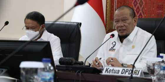 Ketua DPD Ajak KAHMI Berkiprah Bereskan Persoalan Bangsa