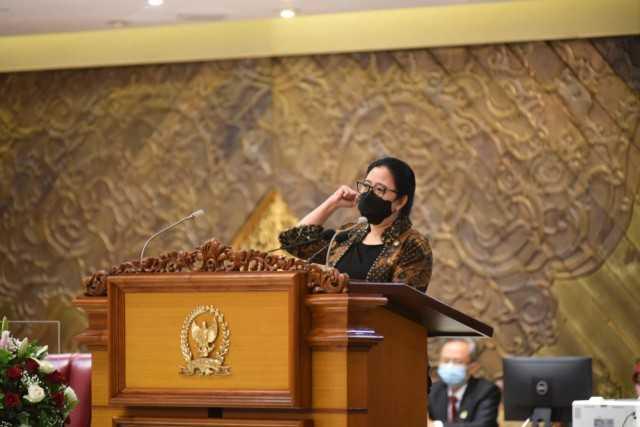 Puan Maharani Minta Seluruh AKD Optimalkan Waktu Pembahasan RUU yang Jadi Prioritas