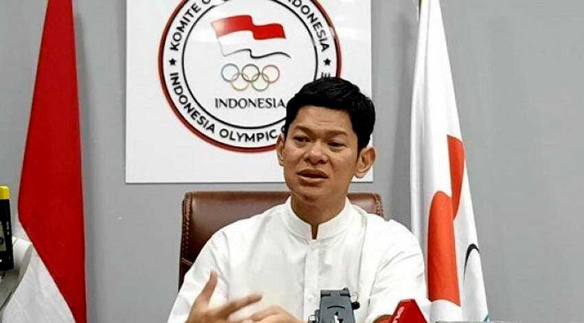 KOI Pastikan Atlet Olimpiade Indonesia dalam Kondisi Baik