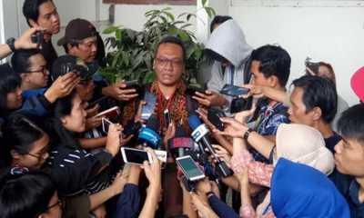 Datangi MKD DPR, LP3HI Lengkapi Berkas Dugaan Pelanggaran Etik Azis Syamsudin