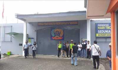 Lapas Perempuan Kelas II Tangerang Berikan Remisi Lebaran Terhadap 115 Warga Binaan