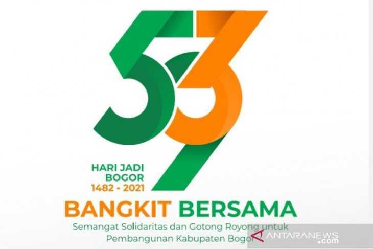 """Sambut Hari Jadi Bogor, Pemkab Luncurkan Logo """"HJB ke-539"""""""