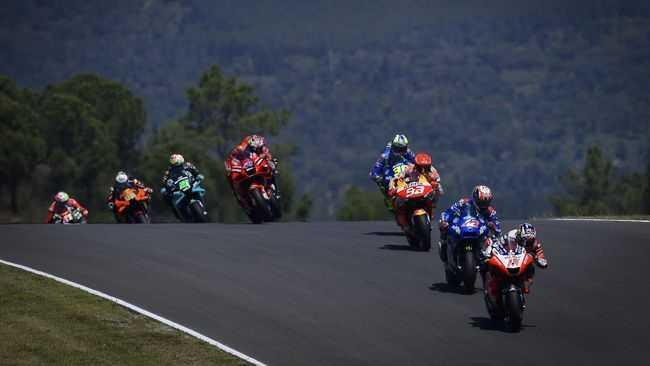 Malam Ini Perebutan Pole Position di MotoGP Spanyol 2021