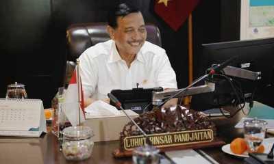 Luhut Minta Bantuan Singapura dan China untuk Hadapi Lonjakan Kasus Covid di Indonesia