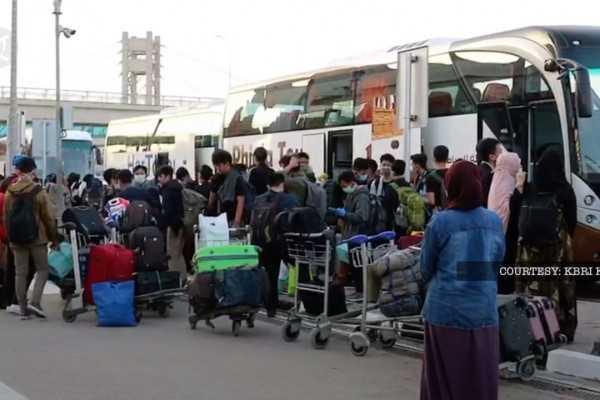 Mulai 1 Juni Mesir Cabut Pembatasan COVID-19
