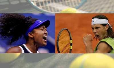 Nadal dan Osaka Atlet Terbaik Versi Laureus Award