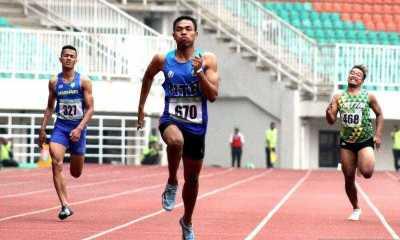 Performa Zohri-Sapwa Belum Maksimal Jelang Olimpiade Tokyo
