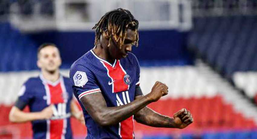 Liga Prancis: Tundukkan Lens, PSG Duduki Puncak Klasemen