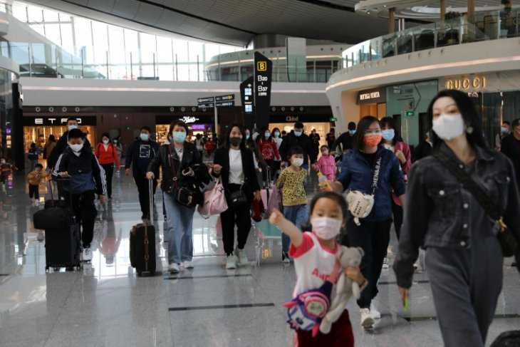 Palsukan Sertifikat Kesehatan, Seorang Warga Italia Diamankan di China
