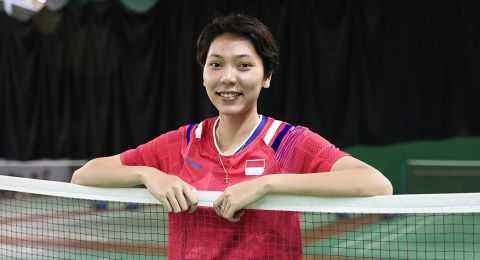 Gloria Pasrah Atas Keputusan BWF Batalkan Singapore Open