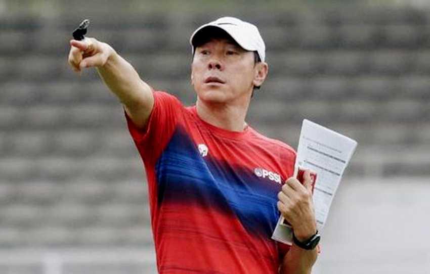 Shin Tae-yong Targetkan Menang di Tiga Laga Kualifikasi Piala Dunia