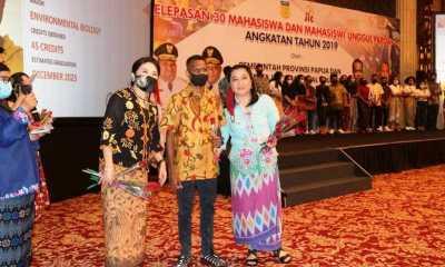 Pemprov Papua Kirim 30 Mahasiswa Unggul OAP ke AS