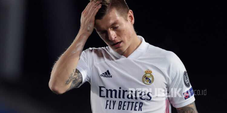 Positif COVID-19, Kross Tak Perkuat Real Madrid di Laga Penentuan Kontra Villarreal