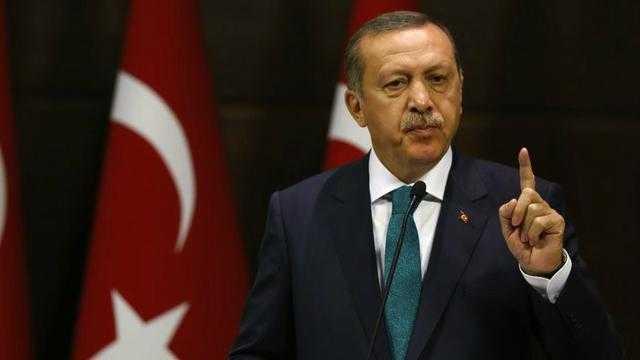 """Erdogan Sebut Austria dan AS """"Menulis Sejarah dengan Tangan Berdarah"""""""