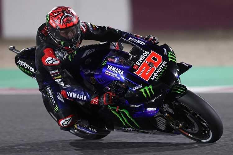Quartararo Rebut Pole Position di MotoGP Italia, Marquez Start Urutan 11