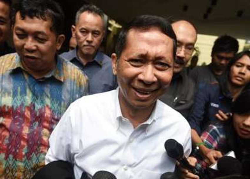 Prapreadilan RJ Lino Ditolak Hakim