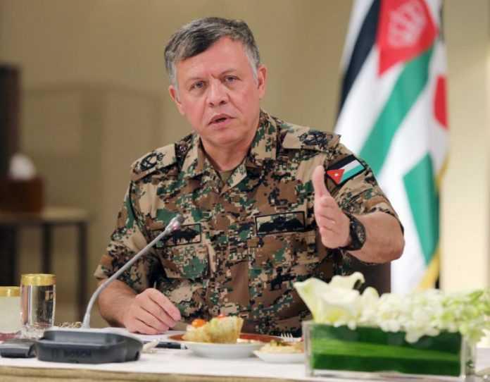 Raja Yordania Minta Internasional Bergerak Hentikan Pelanggaran Israel terhadap Palestina