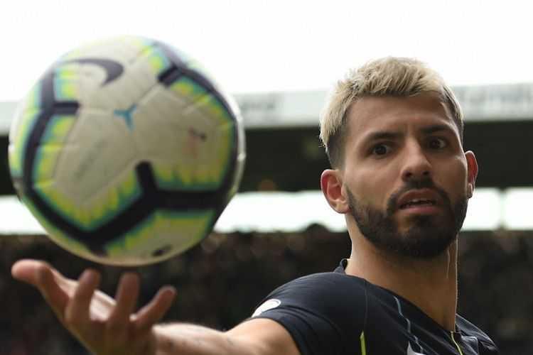 Sergio Aguero Akan Tinggalkan Manchester City Secara Gratis
