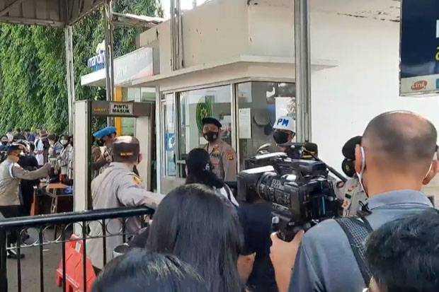 Sidang Putusan Rizieq Shihab Diamankan 2.300 Personel Gabungan TNI-Polri