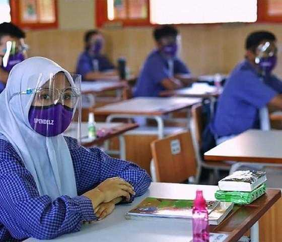 Kasus Covid Meningkat, KPAI Minta Sekolah Tatap Muka Di Tunda