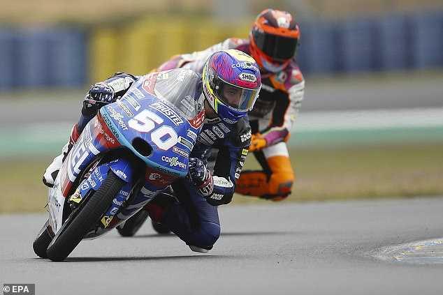 Alami Kecelakaan Parah di Kualifikasi Moto3, Dupasquier Kondisinya Kritis