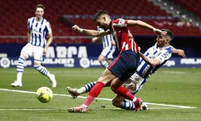 Taklukan Sociedad, Atletico Madrid Makin Dekat Juarai La Liga